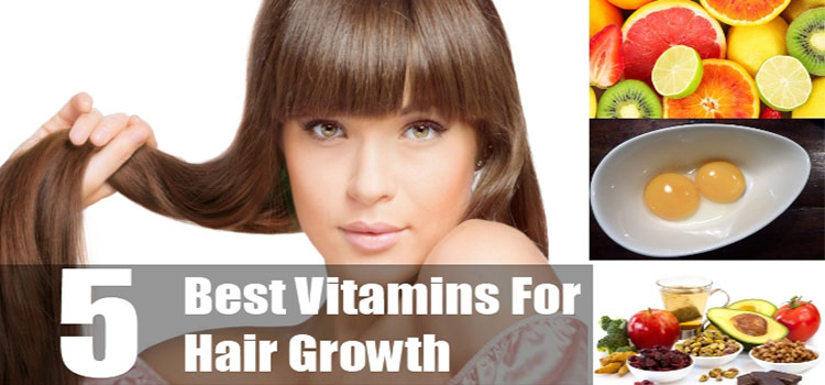 Vitamins – The best Therapy for Hair Growth